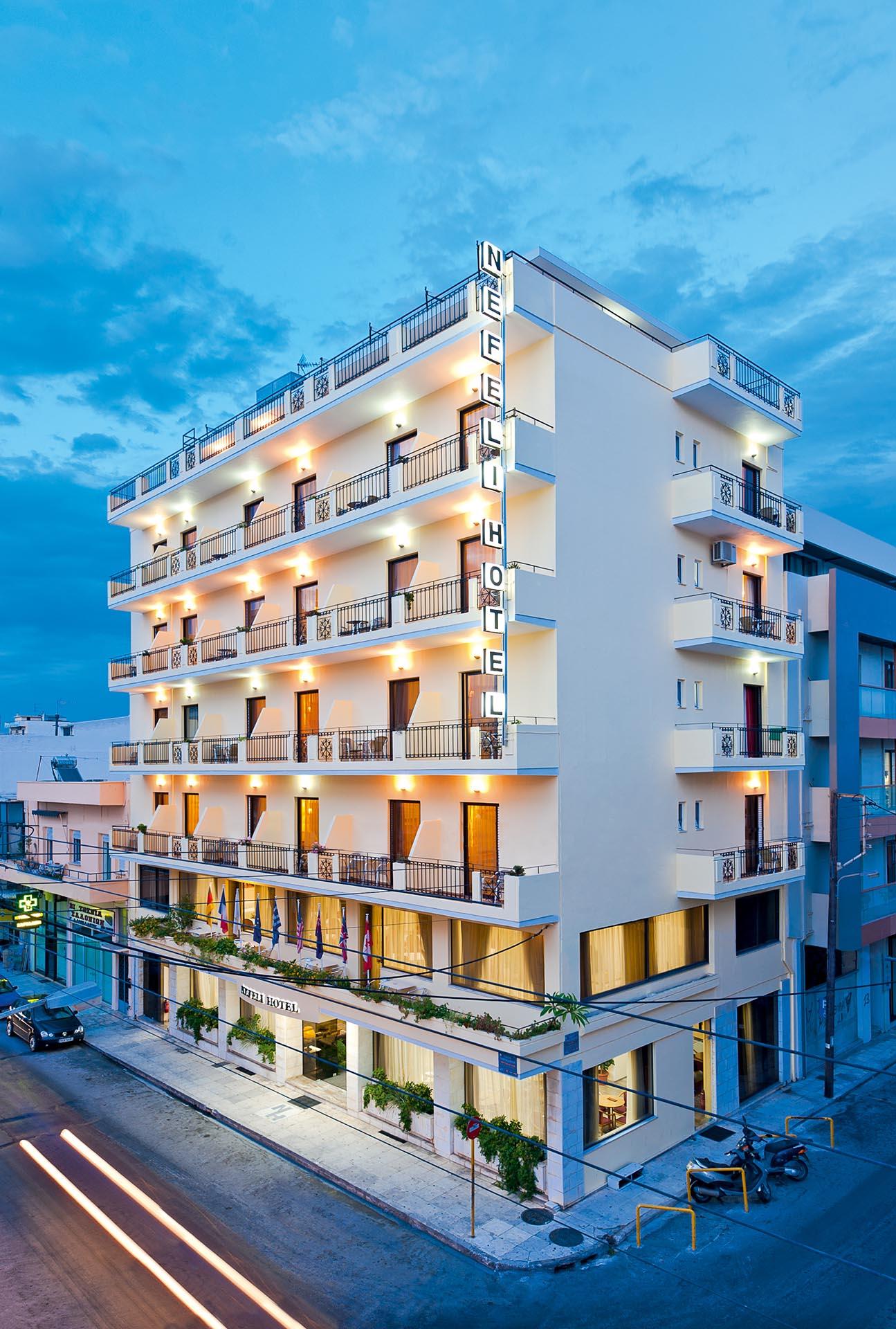 Ξενοδοχείο Nefeli